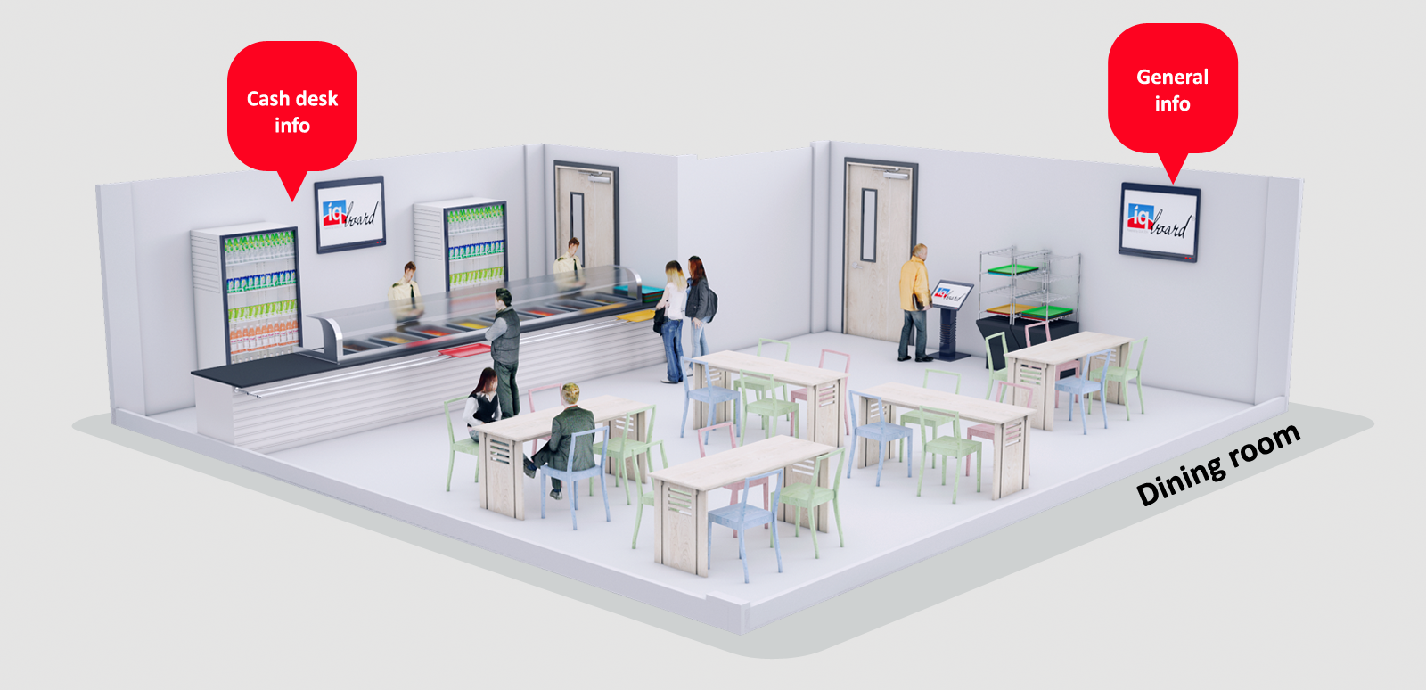 IQboard_Education_Dining-room