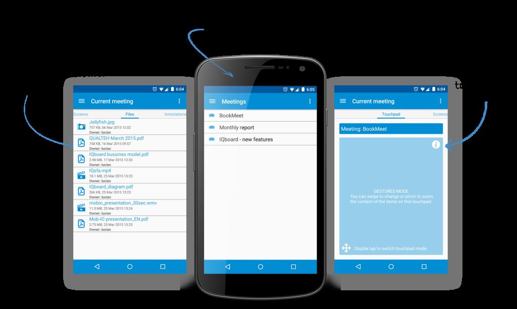 Interactive-meetings-IQboard-module